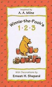 Winnie-The-Pooh's 1-2-3