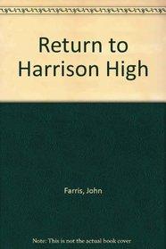 Return to Harrison High