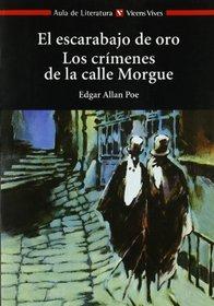 El Escarabajo de Oro los Crimenes de la Calle Morgue / The Gold Bug and the Murders in the Rue Morgue (Aula de Literatura)