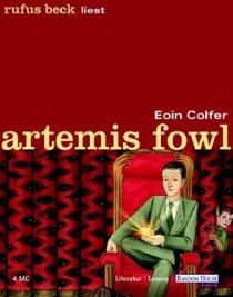 Artemis Fowl. Der Geheimcode. 4 Cassetten. Gekürzte Hörfassung.