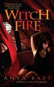 Witch Fire (Elemental Witches, Bk 1)