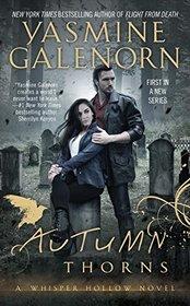 Autumn Thorns (Whisper Hollow, Bk 1)