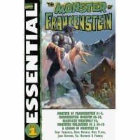 Essential Monster Of Frankenstein Volume 1 TPB