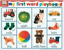 My First Word Playboard (DK Toys & Games)