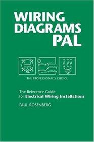 Wiring Diagrams Pal The Professionals Choice Pal Pocket Reference Series Pal  Pocket Reference Series, Paul Rosenberg. (Paperback 0965217140)Paperback Swap