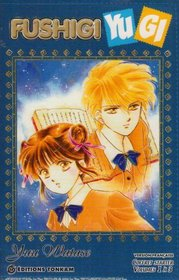 Fushigi Yugi : Coffret starter 3 volumes : Tomes 1 � 3