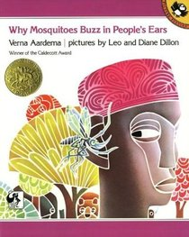 Why Mosquitoes Buzz in People's Ears (Picture Puffin Books (Pb))