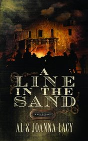 A Line in the Sand (Kane Legacy, Bk 1)