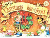 Mice's Christmas Box of Books
