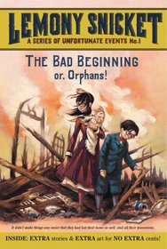 Series of Unfortunate Events Box: Orphans! Murder! Disappearance!, A