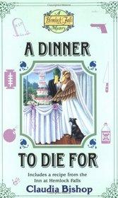 A Dinner To Die For (Hemlock Falls, Bk 13)
