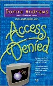 Access Denied (Turing Hopper, Bk 3)