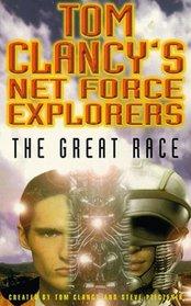 Great Race (Tom Clancy's Net Force Explorers)