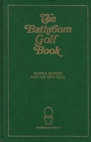 The Bathroom Golf Book