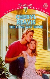 The Long Way Home (Navajo Family Blessings, Bk 6) (Silhouette Special Edition, No 1245)