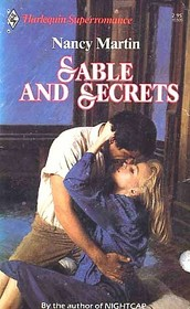 Sable and Secrets (Harlequin Superromance, No 305)
