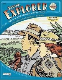 String Explorer, Book 1: Teacher's Resource Kit