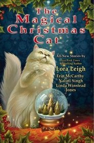 The Magical Christmas Cat: Stroke of Enticement / Christmas Bree / Sweet Dreams / Christmas Heat