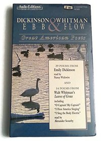 Dickinson and Whitman: Ebb and Flow