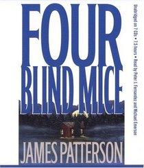 Four Blind Mice (Alex Cross, Bk 8) (Audio CD) (Unabridged)