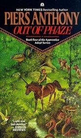 Out of Phaze (Apprentice Adept, Bk 4)