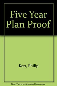 Five Year Plan Proof