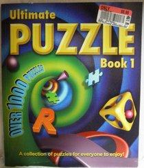Ultimate Puzzle Book, Book 1