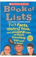 Scholastic Book of Lists New and Updated