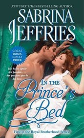 In the Prince's Bed (Royal Brotherhood, Bk 1)