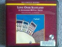 Love Over Scotland (Audio CD) (Unabridged) (44 Scotland Street, Bk 3)