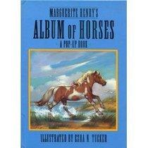 Marguerite Henry's Album of Horses