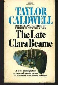 The Late Clara Beame