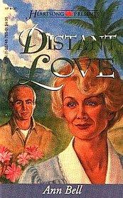 Distant Love (Montana Skies, Bk 4) (Heartsong Presents, No 137)
