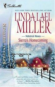Sierra's Homecoming (McKettrick Women, Bk 1)