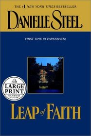 Leap of Faith (Random House Large Print)