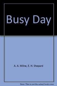 Busy Day (Disney's Winnie the Pooh)