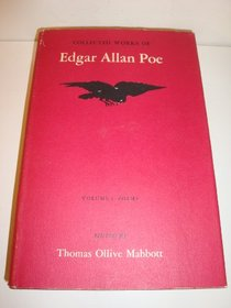 Collected Works of Edgar Allan Poe Vol 1: Poems