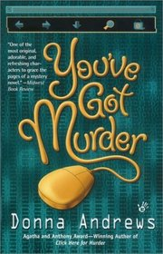 You've Got Murder (Turing Hopper, Bk 1)