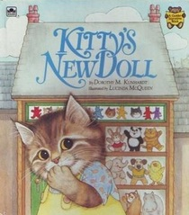 Kitty's New Doll (Golden Storytime Book)