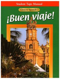 �Buen viaje! : Level 2, Student Tape Manual
