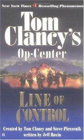 Line of Control (Tom Clancy's Op Center, Bk 8)