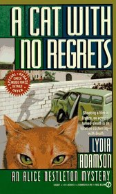 A Cat with No Regrets (Alice Nestleton, Bk 8)