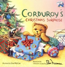 Corduroy's Christmas Surprise (Reading Railroad)