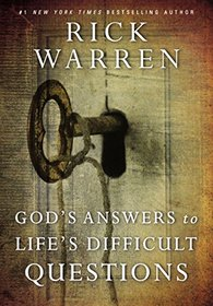 God's Answers to Life's Difficult Questions (Living with Purpose)