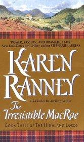 The Irresistible MacRae (Highland Lords, Bk 3)