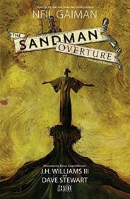 The Sandman: Overture Deluxe Edition - Direct MArket exclusive Dave McKean cover edition