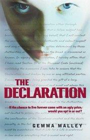 The Declaration (Declaration, Bk 1)