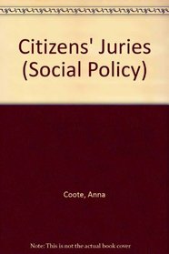 Citizens' Juries (Social Policy)