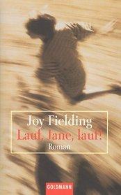 Lauf, Jane, lauf! Sonderausgabe zum Welttag des Buches.