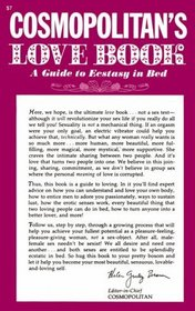 Cosmopolitan's Love Book: A Guide to Ecstasy in Bed